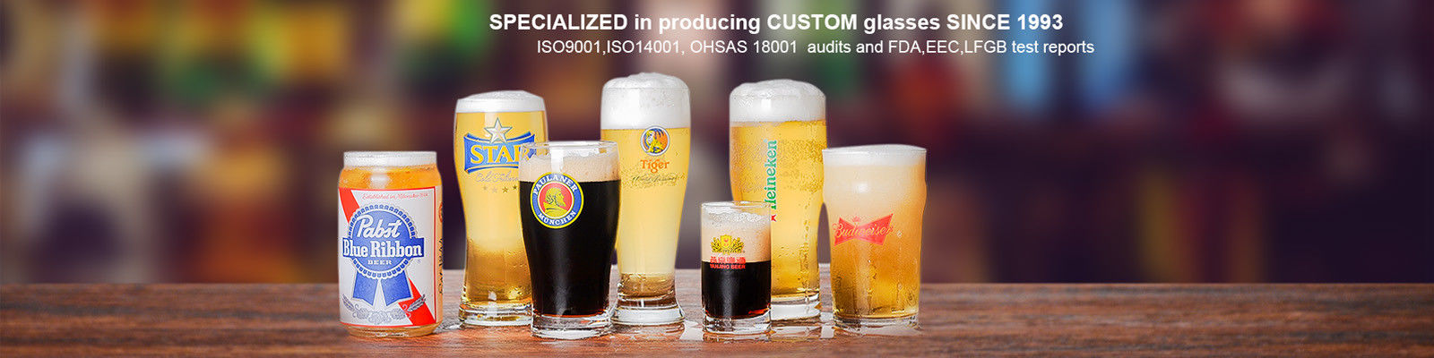 China best Beer Glasses on sales